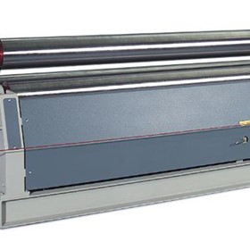 Plate Bending Roll Machines | 3HBR