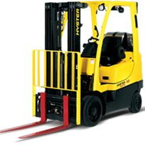 Petrol, LPG or Diesel Warehouse Forklift | Hyster S40-70FT Series