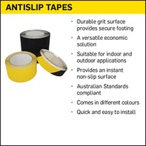 Antislip Tape - Self Adhesive