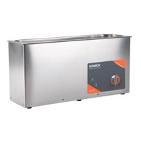 Manual Ultrasonic Cleaner | Sonica | SOLSN3200LM