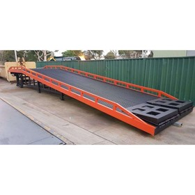 Loading Ramps I Dock Ramp 16Ton DR16