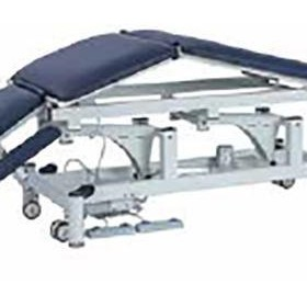 Access Health 5-Section Manipulation Couch with Postural Drainage
