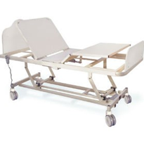 Standard High-Low Electric Bed | Unique Care®
