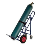 Gas Cylinder Trolley - 4 Wheel