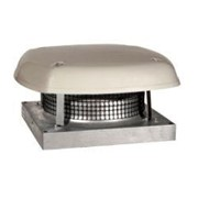 Roof Mounted Fixed Pitch Axial Fan | CVB Series