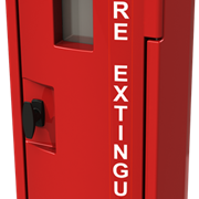Fire Extinguisher Cabinets and Accessories