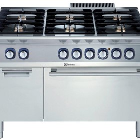 Gas 6 Burner Oven range (371171)