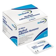 Welland Adhesive Remover  –  WAD060 Adhesive Remover Wipes