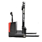 700kg Full electric walkie stacker counterbalance truck