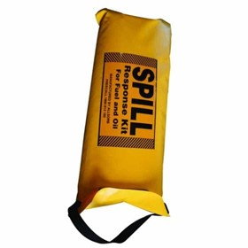 Cab Spill Kit for fuel and oils.