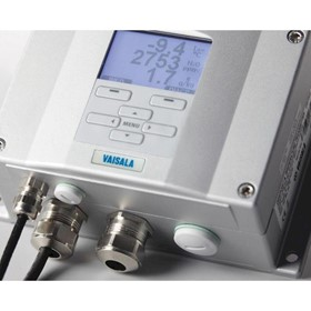 Dew Point and Temperature Meter Series DMT340
