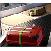 High Capacity Tilt-Tray Baggage Sortation Systems LS-4000E