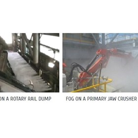 Mist and Fog Dust Control System | ADS™