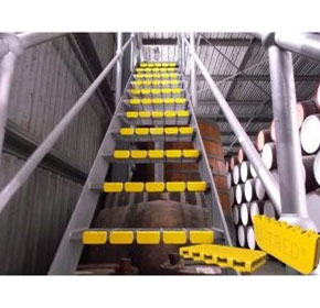 Alternatives to making stairs in your workplace safer