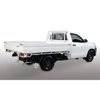 Contractor UTE Trays