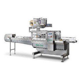 Wide Format Electronic Flow Wrapping Machine | FP-016