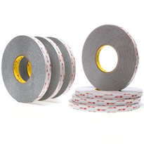 Double Sided High Bond VHB Tape | 3M Grey