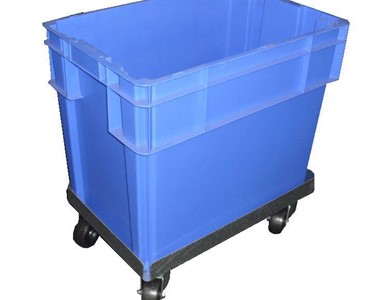 Nally Series 2000 Crate With Optional Dolly