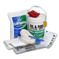 Prenco | Spill Kit Oils/Fuels Containment Kit  | 20L Small Bin