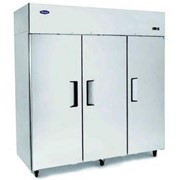 Atosa Top Mounted 3-Door Stainless Steel Commercial Fridge