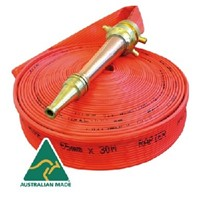 Rapier Heavy Duty Fire Fighting Layflat Hose