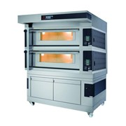 Double Deck Electric Pizza Oven | Series S - COMP S100E/2/S
