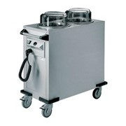 Mobile Tubular Dispenser | Plate Warmer | Rieber RRV-U2-190-320