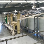 Custom Made Open Trough Conveyors and Tube Conveyors