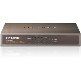8 Port POE Switch | TP-Link | TL-SF1008P