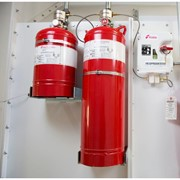Fire Suppression Systems | Kidde IND Dry Chemical
