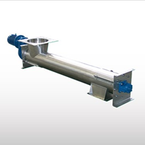 Stainless Steel Tubular Screw Conveyors | TX