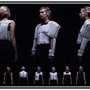 3D printed self-defense outfits with integrated weaponry for women