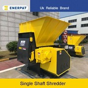 Universal Cable Wire Single Shaft Shredder | MSA F600