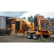 Wood Chippers I 2590 Whole Tree Chipper