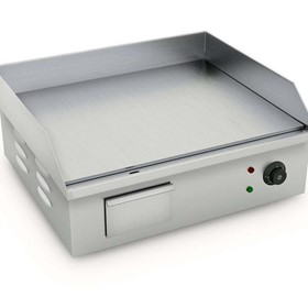 2200W Electric Stainless Steel Flat Griddle