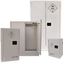 Toxic Substance Safety Cabinets