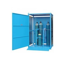 Gas Cylinder Storage | Single Sided Access - Large