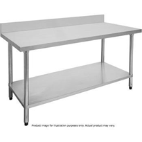Stainless Steel Bench - 1200-6-WBB