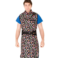 Radiation Protection Back Support Apron
