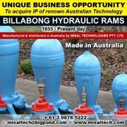 Billabong Hydraulic Water Rams (Pumps)