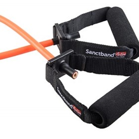 Sanctband Resistive Exercise Tubes for Physiotherapy & Rehabilitation