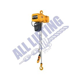 All Lifting Electric 3 Phase Chain Hoist Dual Speed ER2 Series
