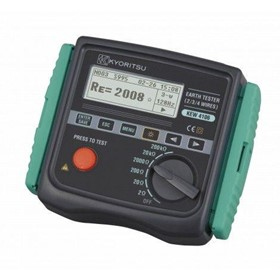 Digital Ground Resistance Earth Resistivity Tester | 4106