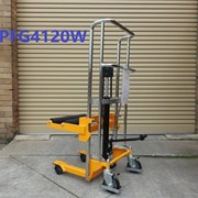 400kg Manual Roller Stacker | PFG4120W & PFG4150