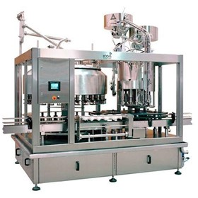 Gravity Bottle Filling Machine | 3000 Series