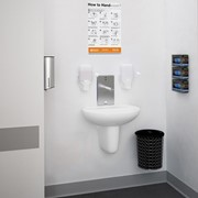 Enware Compliant & Functional Handwash Station Kit | Washroom Fitting