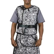 Burlington Medical Front + Back/ 2 Pieces Apron VK