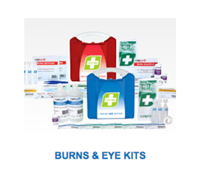 FastAid | Burns & Eye Kits