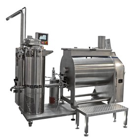 Ideo Tecnica Horizontal Conching Machine