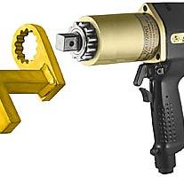 "RAD Pneumatic Torque Wrench | Model 25GX 1"" Dr"